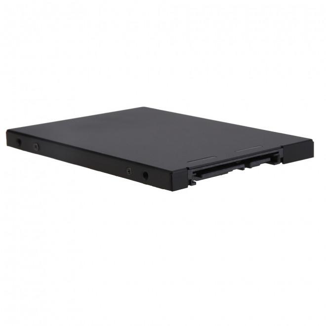 Simplecom SA101 mSATA to 7mm 2.5' SATA Converter Enclosure Aluminium