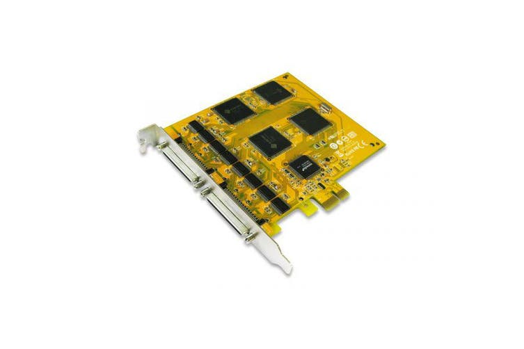 Sunix 16-port RS-232 High Speed PCI Express Serial Board