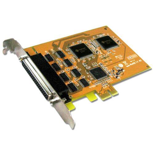 Sunix SER5466A PCIE 8-Port Serial RS-232 Card
