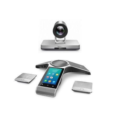 Yealink CP960-UVC80 Zoom Room Conference Kit, For and Large Boardrooms - No Mini PC