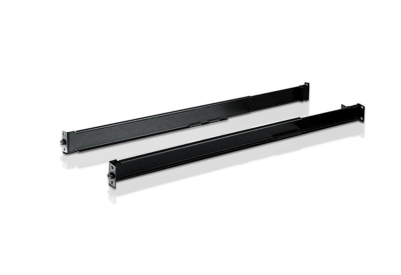 Aten Long bracket Easy-Installation rack mount kit for 68-105cm racks,  supports CL1000M, CL57xxM/N, CL58xxN, CL67xxMW, KL11xx, KL15xxM/N