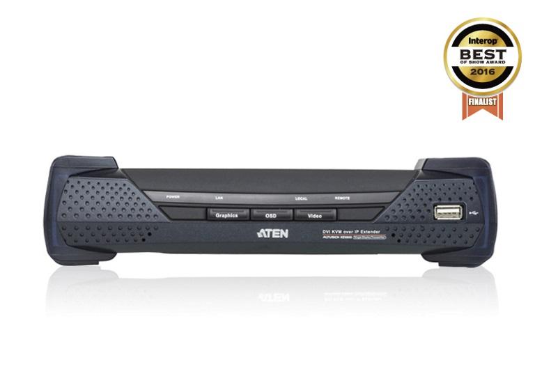 Aten DVI Single Display KVM over IP Receiver