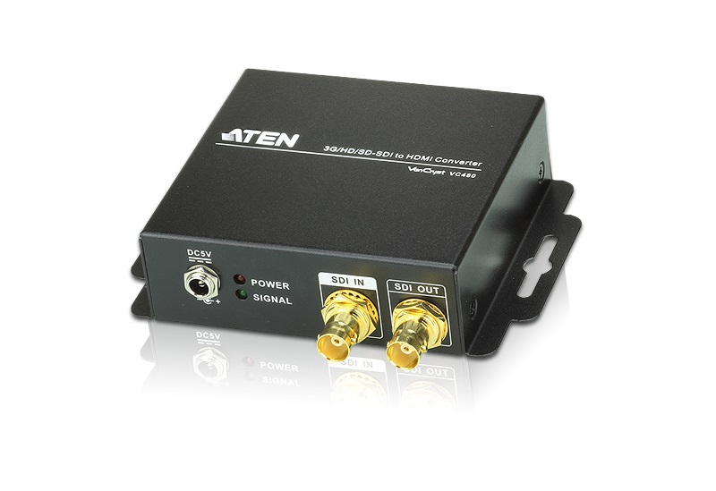 Aten VanCryst 3G/HD/SD-SDI TO HDMI Converter (PROJECT)