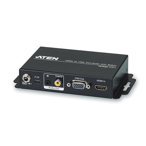 Aten HDMI to VGA Converter with Scaler (PROJECT)