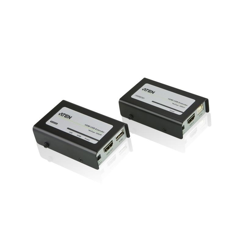 Aten VanCryst HDMI USB Extender (Over Cat5) - 1920x1200@60Hz or 60m Max