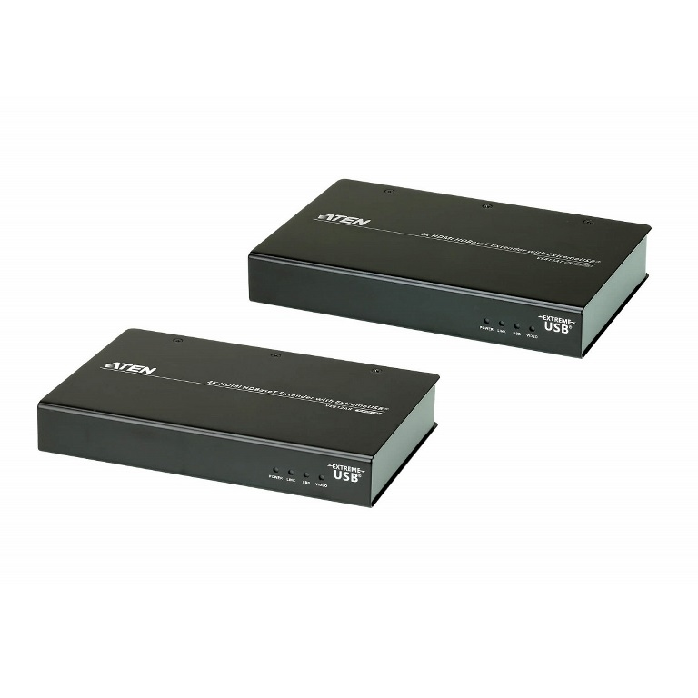 Aten HDBaseT HDMI  Extender with ExtremeUSB - (1080p/4K to 100m) (PROJECT)