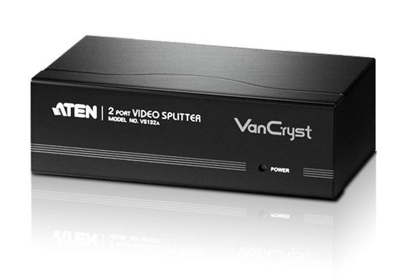 Aten 2 Port VGA Video Splitter(LS)