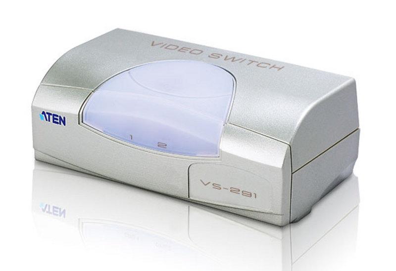Aten 2 Port VGA Switch