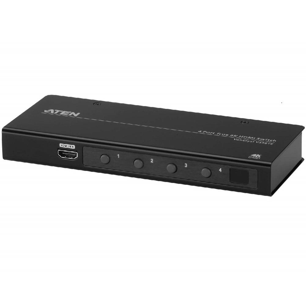 Aten 4-Port True 4K HDMI Switch
