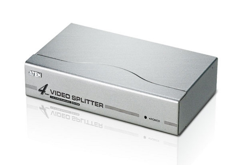 Aten VanCryst 4 Port VGA Video Splitter - 1920x1440@60Hz Max