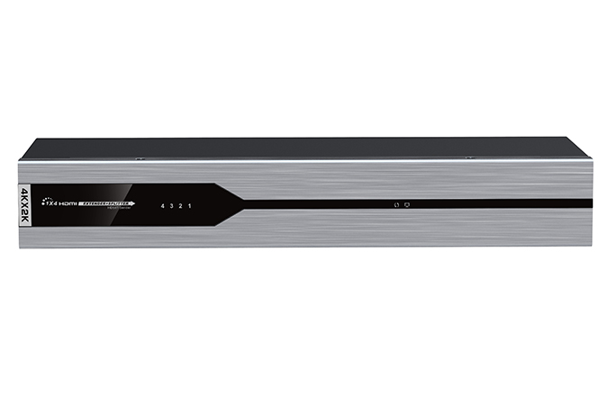 Lenkeng HDMI Splitter 4K HDbitT  1 to 4 up to 120meters(LS)