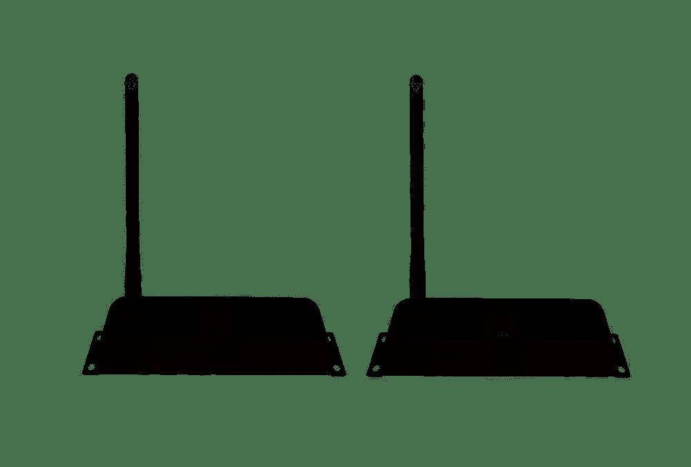 Lenkeng HDMI Wireless 200 Metre HDbitT HDMI 4K X 2K @30Hz Transmitter  Receiver Kit with IR(LS)