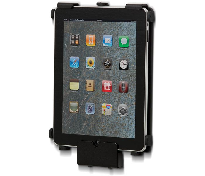 SafeGuard iPadMultiGrip Clamp Access to Volume/Home/Power