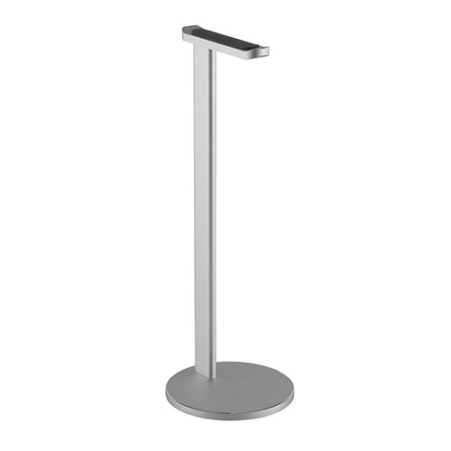 Brateck Aluminum Desktop Headphone Stand,  Minimalist Design, Non-Slip Silicone Pad