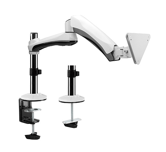 Brateck Counterbalance iMac Desk Mount for iMac 21.5'  27',Weight capacity of 11kg(LS)