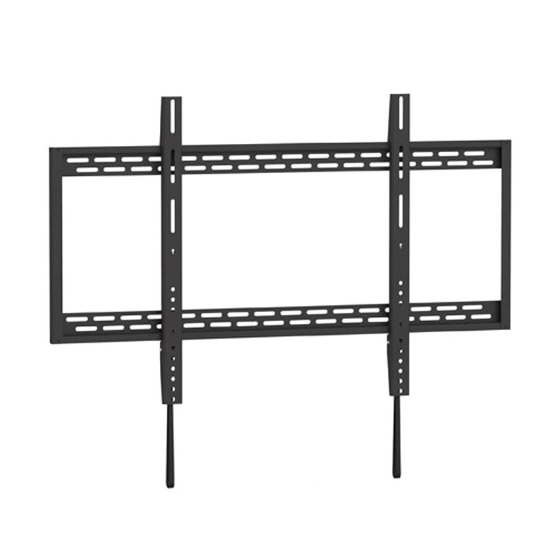 Brateck X-Large Heavy-Duty Fixed Curved  Flat Panel Plasma/LCD TV Wall Mount Bracket for 60'- 100' TVs