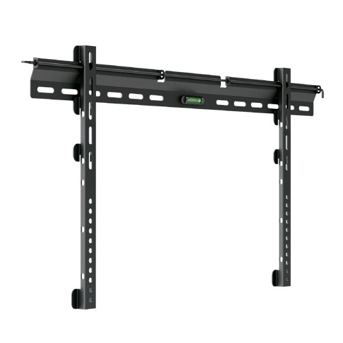 Brateck Economy Ultra Slim Fixed TV Wall Mount for Most 37'-70' LED, LCD Flat Panel TVs, Up to 65kg Weight Capacity