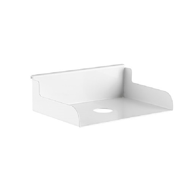 Brateck File Holder, Weight Capacity 3kg-Matte White