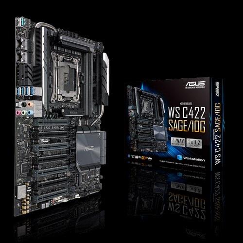 Asus WS C422 SAGE/10G WS MB
