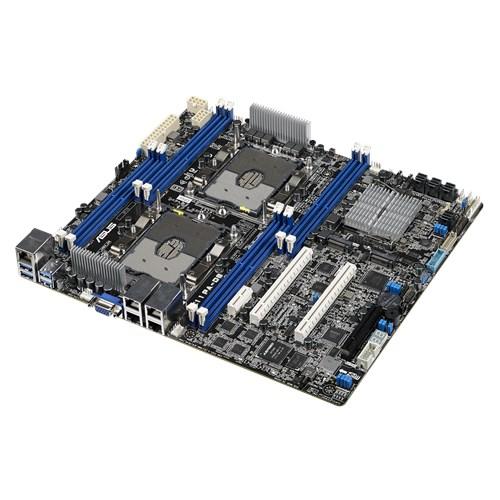 ASUS Z11PA-D8 MB, Socket P, Intel C621, 8x DDR4, 2x PCIE3.0 x16, 12x SATA3, 2x M.2, 6x USB3.0, VGA, CEB, 4x Gb LAN