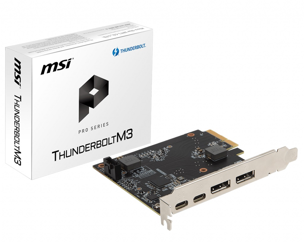 MSI THUNDERBOLTM3 Accessory