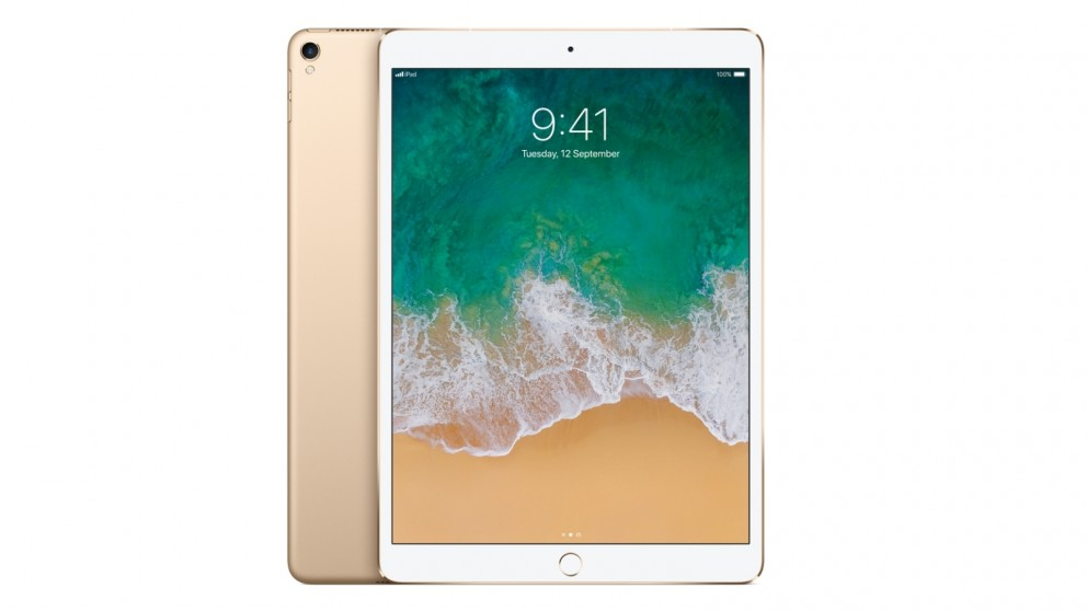 Apple iPad Pro 10.5' 256GB Gold 4GX Tablet