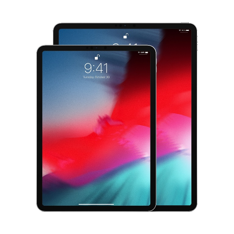 Apple iPad Pro 12.9' 1 TB  Space Grey 4GX Tablet