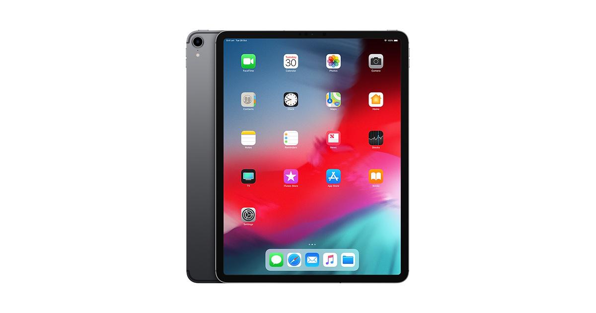 Apple iPad Pro 12.9' 512GB Space Grey 4GX Tablet (3rd Gen)