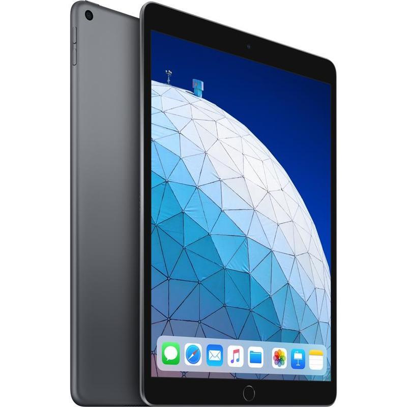 Apple iPad Air 10.5 inch Wi-Fi 256GB - Space Grey (3rd Gen) - 10.5' Retina Display, iOS 12, A12 Bionoc Chip, 8MP Camera, Wi-Fi Only Model