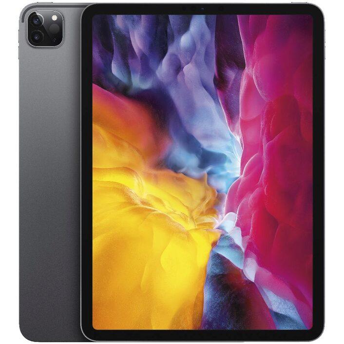 Apple iPad Pro 11 inch (2nd Gen) Wi-Fi 128GB Space Grey -  iPad with 11' Retina Display, iOS 13, A12Z Bionic chip, 128GB inbuilt memory, Dual Camera