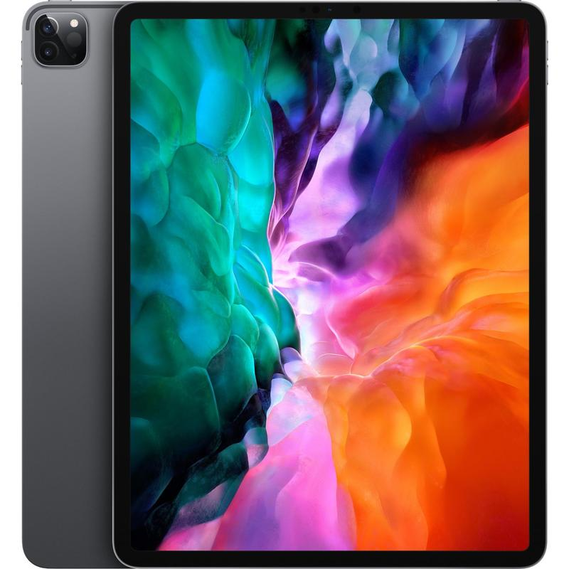 Apple iPad Pro 12.9 inch (4th Gen) Wi-Fi 1TB - Space Grey -  iPad with 12.9' Retina Display, iOS 13, A12Z Bionic chip, 1TB inbuilt memory, Dual Camera