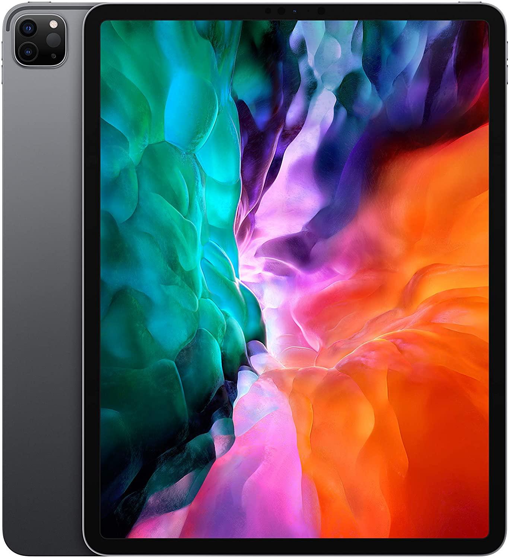 Apple iPad Pro 12.9 inch (4th Gen) Wi-Fi 512GB Space Grey  iPad with 12.9' Retina Display, iOS 13, A12Z Bionic chip, 512GB inbuilt memory, Dual Camera