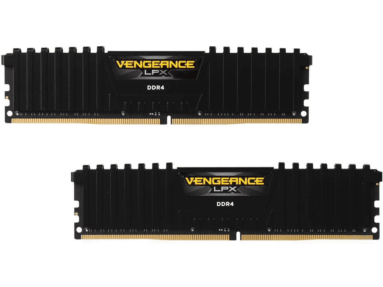 Corsair Vengeance LPX 32GB (2x16GB) DDR4 3600MHz C18 2 UDIMM Anodized Aluminum Black Heat Spreader
