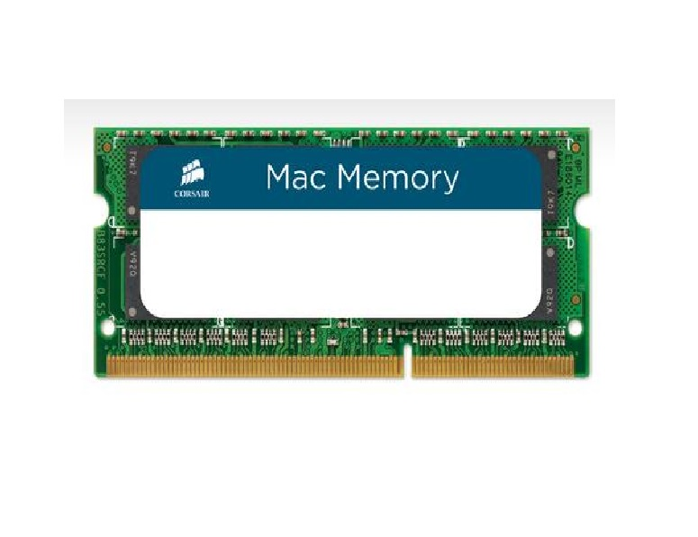Corsair 8GB (2x4GB) DDR3 SODIMM 1333MHz 1.5V Memory for MAC Notebook Memory RAM