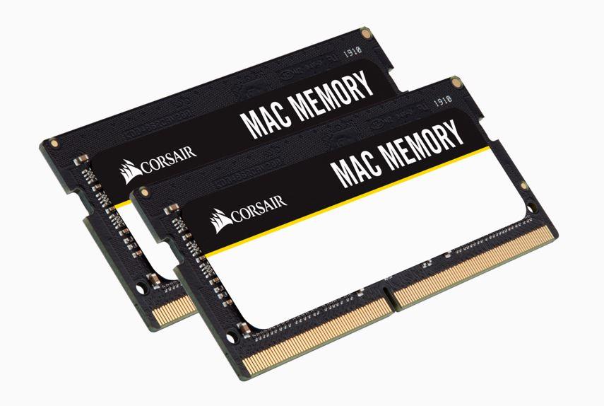 Corsair 32GB (2x16GB) DDR4 SODIMM 2666MHz 1.2V Memory for Mac Memory RAM