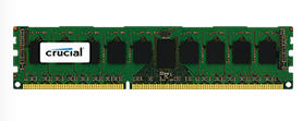 Crucial 8GB (1x8GB) DDR3 RDIMM 1866MHz ECC Registered Single Stick Server Desktop PC Memory RAM