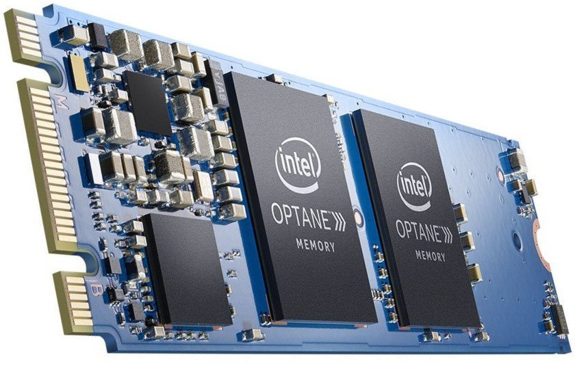 Intel Optane Memory 32GB PCIe NVMe M.2 RAM - Run 1TB/2TB HDD as SSD Speed up to 6x Faster Email Launch 5x Faster Browsing 67% Faster Game Launch