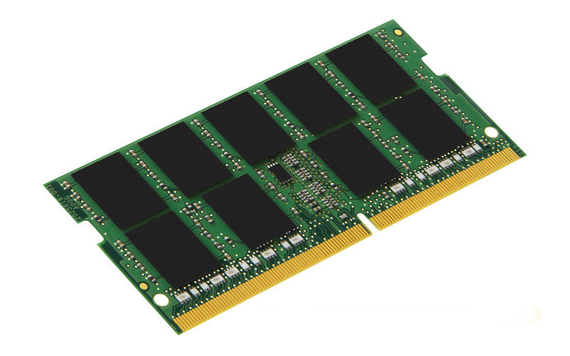 Kingston 16GB (1x16GB) DDR4 SODIMM 2400MHz CL17 1.2V 260 Pin Non-ECC ValueRAM Single Stick Notebook Memory KCP424SD8/16