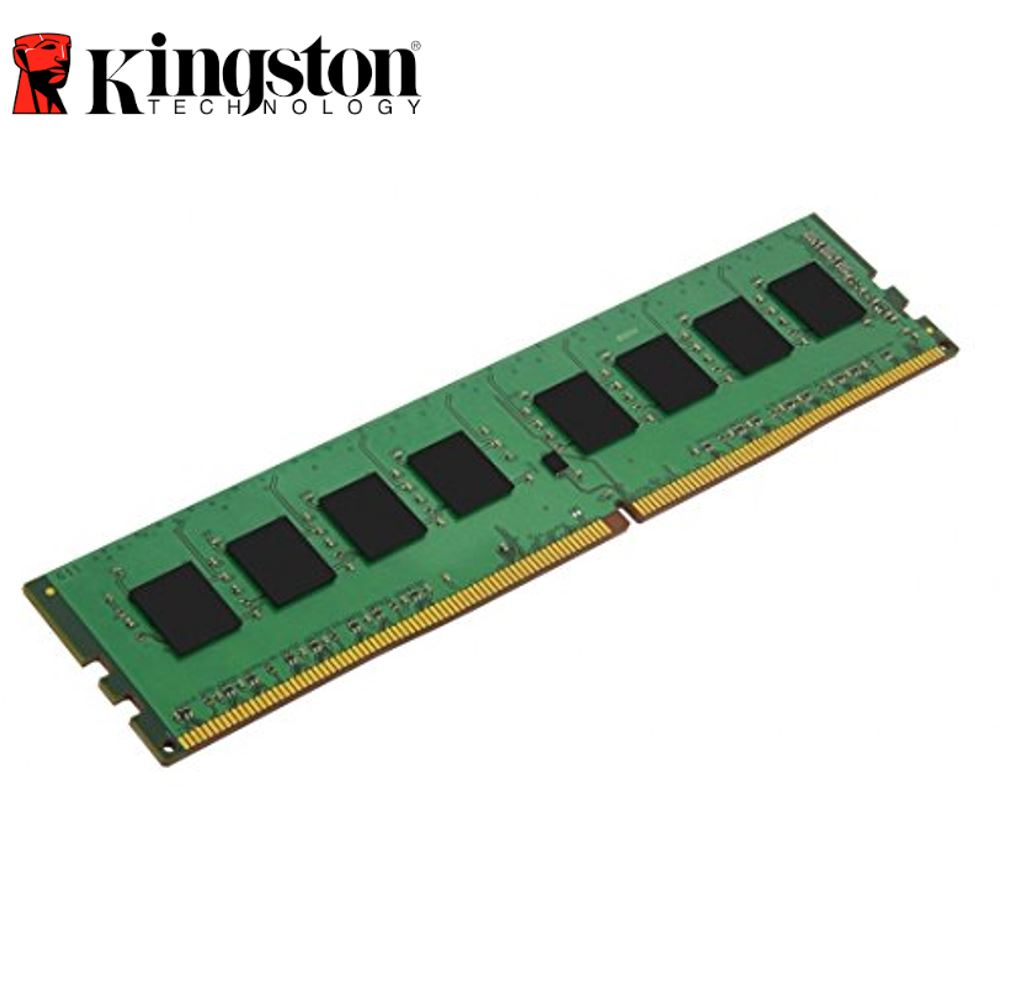 Kingston 16GB (1x16GB) DDR4 UDIMM 2400MHz CL17 1.2V ECC Unbuffered ValueRAM Single Stick Server Memory ~KVR24E17D8/16I MEKV21E15D8-16I LS