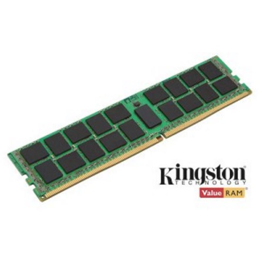 Kingston 8GB (1x8GB) DDR4 RDIMM 2400MHz CL17 1.2V ECC Registered ValueRAM 1Rx8 2G x 72-Bit PC4-2400 Server Memory
