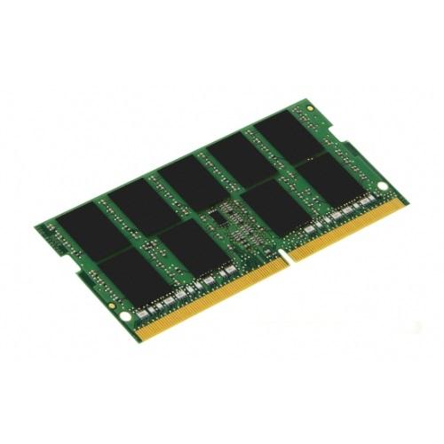 Kingston 16GB (1x16GB) DDR4 SODIMM 2666MHz CL19 1.2V Dual Ranked 2Rx8 ValueRAM Notebook Laptop Memory
