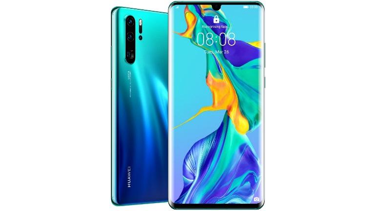 Huawei P30 Pro 256GB - Aurora - 6.47' Screen Size, Octa Core Processor, Tri Camera,256GB Memory exp to 256GB Via MicroSD Card, Dual Sim, Super Charge