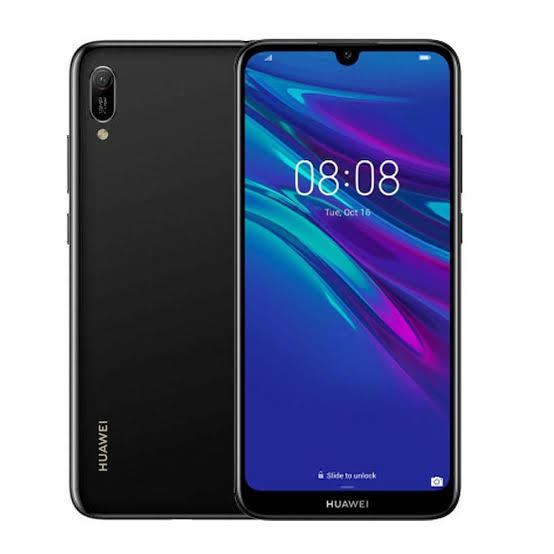 Huawei Y5 4G 32GB 2019 – Black - 5.7' HD Screen Size, Quad Core Processor, 32GB Memory exp to 512GB Via MicroSD Card, Dual Sim, 3020 mAh Battery