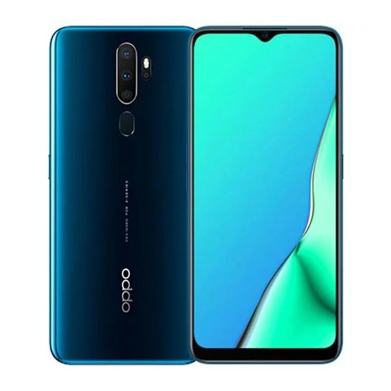 Oppo A9 2020 128GB Marine Green - 6.5' Screen Size, Octa Core Processor, 4GB RAM, 128GB Memory exp to 256GB, Quad Camera, Dual Sim, 5000 mAh Battery
