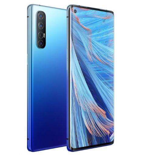 Oppo Find X2 Neo 5G Dual Sim 256GB Starry Blue -  6.5'AMOLED Screen, Qualcomm Snap Dragon 765G octa-core processor,Quad Camera,256 GB Storage