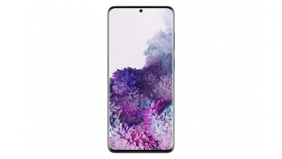Samsung Galaxy S20+ 128GB Cosmic Black- 6.7' HD+ Screen, Octa Core Processor, 8GB + 128GB Memory exp to 1TB Via MicroSD, Quad Camera, 4500 mAh Battery