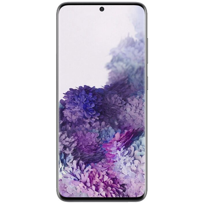 Samsung Galaxy S20+ 128GB Cosmic Grey - 6.7' HD+ Screen, Octa Core Processor, 8GB + 128GB Memory exp to 1TB Via MicroSD, Quad Camera, 4500 mAh Battery