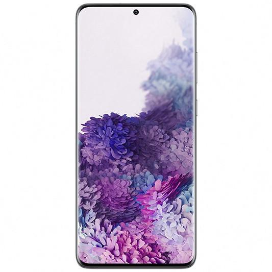 Samsung Galaxy S20+ 5G 128GB Cosmic Grey- 6.7' HD+ Screen, Octa Core Processor, 8GB+128GB Memory exp to 1TB Via MicroSD, Quad Camera, 4500 mAh Battery