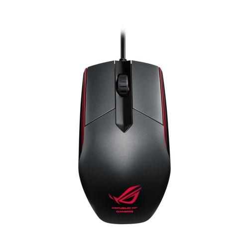 ASUS ROG SICA Ambidextrous Mouse Black