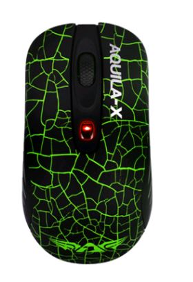 Armaggeddon Aquila X2A Mouse LED Effect/4xButton/Nylon Cord